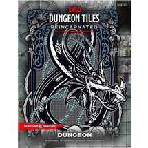 Dungeons & Dragons RPG 5a ed. - Dungeon Tiles Reincarnated Dungeon - EN