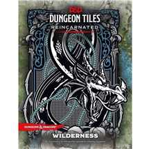 Dungeons & Dragons RPG 5a ed. - Dungeon Tiles Reincarnated Wilderness - EN