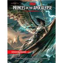 Dungeons & Dragons RPG - Elemental Evil: Princes of the Apocalypse EN