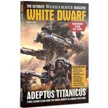 White Dwarf - Agosto 2018