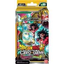 Dragon Ball Super Starter Deck 05 The Crimson Saiyan (DBS-SD05)