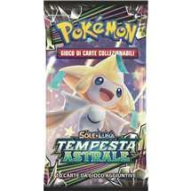 Busta Pokemon Sole e Luna Tempesta Astrale