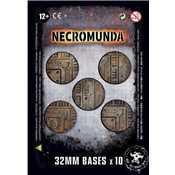 300-16 Necromunda Basette 32mm