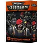 102-23-02 Warhammer 40K Kill Team Squadra Paracadutisti Imperator