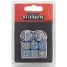 102-13 Warhammer 40K Kill Team Dadi dei Space Wolves