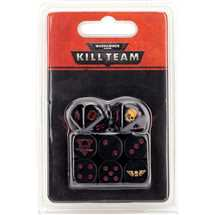 102-15 Warhammer 40K Kill Team Dadi degli Astra Militarum