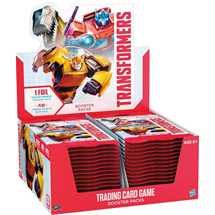 Transformers TCG - Booster Box (30 buste)