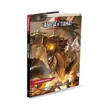 Dungeons & Dragons RPG 5a ed. - Rise of Tiamat