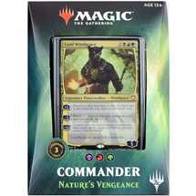 Commander Deck 2018 Nature's Vengeance