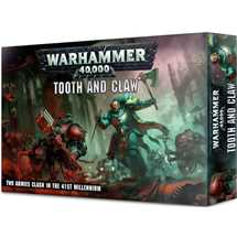 TC-60 Warhammer 40000 Tooth and Claw