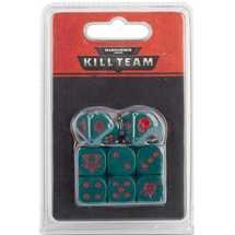 102-17 Warhammer 40K Kill Team Dadi dei Drukhari