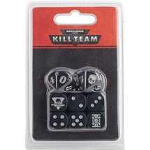 102-16 Warhammer 40K Kill Team Dadi della Deathwatch