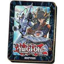 Yu-Gi-Oh! Mega Tin da Collezione 2018 Yusei