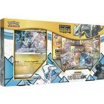 Pokemon SM7.5 Trionfo dei Draghi Leggende di Unima GX Premium Box