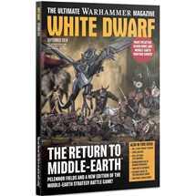 White Dwarf - Settembre 2018