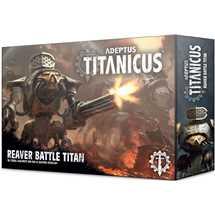 400-17 Adeptus Titanicus Reaver Battle Titan
