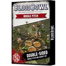 200-55 Blood Bowl - Nurgle Pitch