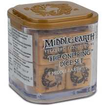 05-10 Middle-Earth The One Ring Dice Set