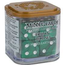 05-12 Middle-Earth Rohan Dice Set