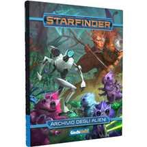 Starfinder Archivio degli Alieni
