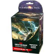 Dungeons & Dragons: Icons of the Realms Elemental Evil Set 2 Booster Brick
