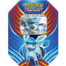 Tin Pokemon Festa Evolutiva Glaceon GX