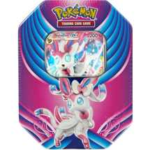 Tin Pokemon Festa Evolutiva Sylveon GX