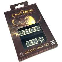 The One Ring RPG - Set di Dadi Deluxe
