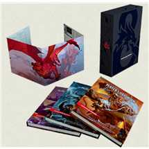 Dungeons & Dragons 5a ed. - D&D RPG - Core Rulebook Gift Set - EN