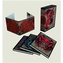 Dungeons & Dragons 5a ed. - D&D RPG - Core Rulebook Gift Set CE Alternate Cover - EN
