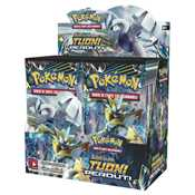 Box Pokemon Sole e Luna Tuoni Perduti (36 buste)