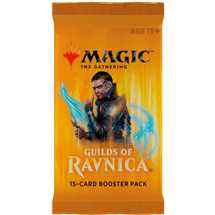MTG Guilds of Ravnica Booster Pack ITA
