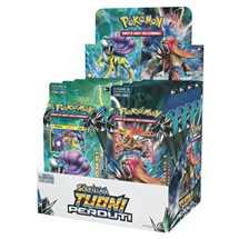 Box 8x Mazzi Pokemon Sole e Luna Tuoni Perduti ITA