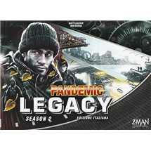 Pandemic - Legacy (Scatola Nera)