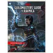Dungeons & Dragons - Guildmaster's Guide to Ravnica RPG Book - EN