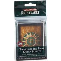 110-27 Nightvault Thorns of the Briar Queen Sleeves