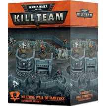 102-29-02 Warhammer 40K Kill Team Killzone Wall of the Martyrs