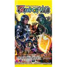 Fow Force of Will V1 New Dawn Rises Booster Pack in Jap
