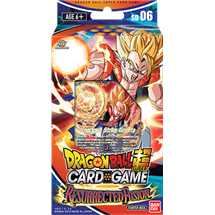 Dragon Ball Super Starter Deck 06 Resurrected Fusion (DBS-SD06)