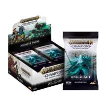 Box Warhammer Age of Sigmar: Champions  Wave 2: Onslaught (24 buste)