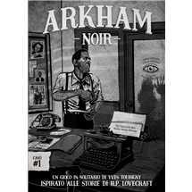 Arkham Noir - Caso #1: Gli Omicidi del Culto della Strega