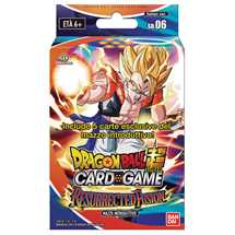 Dragon Ball Super Starter Deck 06 Resurrected Fusion in Italiano DBS5