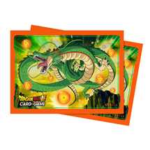 E-85888 Dragon Ball Dragon Ball Super Standard Size Deck Protector sleeves 65ct. Shenron