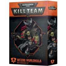 102-33-02 Warhammer 40K Kill Team Gitzog Wurldkilla