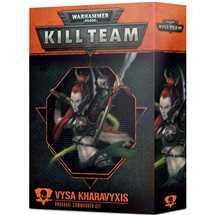 102-35-02 Warhammer 40K Kill Team Vysa Kharavyxis