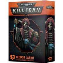 102-39-02 Warhammer 40K Kill Team Feodor Lasko
