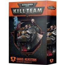102-40-02 Warhammer 40K Kill Team Gaius Acastian