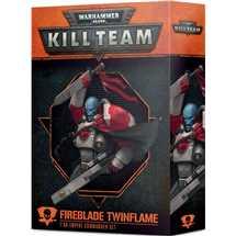 102-41-02 Warhammer 40K Kill Team Fireblade Twinflame