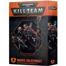 102-42-02 Warhammer 40K Kill Team Magos Dalathrust
