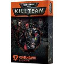 102-44-02 Warhammer 40K Kill Team Comandanti